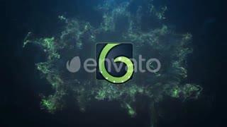 پروژه آماده افتر افکت نمایش لوگو با سبک انفجار انرژی