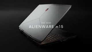 ویدئوی معرفی لپتاپ گیمینگ Alienware M15