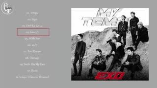 EXO-2018-new-full album - Don't mess up my tempo  فول آلبوم جدید اکسو  برین بازدید +ت