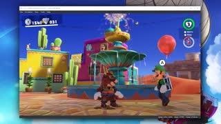 اجرای عنوان Super Mario Odyssey بر روی PC با استفاده از شبیه ساز