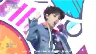 موزیک ویدیو anpanman بی تی اس + زیرنویس فارسی چسبیده [موزیک ویدئو anpanman از BTS]