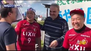 ورزشگاه کاشیما ساکر پیش از فینال لیگ قهرمانان آسیا