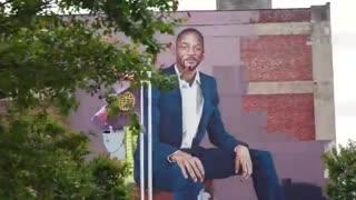 نقاشی دیواری Will Smith+SUB ENG