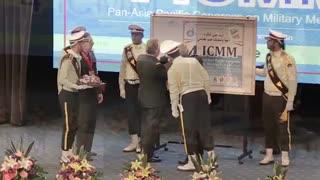 چهارمین کنگره بین المللی طب نظامی- تهران 2018