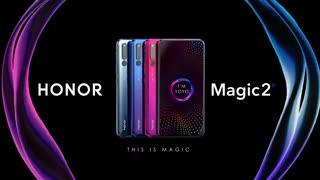 ویدئوی معرفی رسمی گوشی HONOR Magic 2