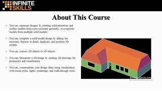 آموزش کامل AutoCAD 3D 2016