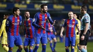 خلاصه بازی رایو وایکانو 2-3 بارسلونا