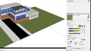 آموزش نرم افزار معماری V-ray For SketchUp