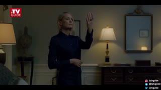 گفتگوی دیدنی با رابین رایت اولین رئیس جمهور زن آمریکا! (زیرنویس فارسی)