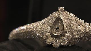 لوکسترین ساعتهای جهان در نمایشگاه جایزه بزرگ ساعتسازی ژنو