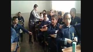 روز دانش آموز ششمی های رضایی