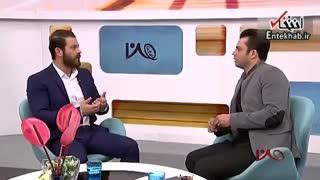توضیحات پژمان بازغی درمورد حواشی کمک به زلزله زدگان کرمانشاه