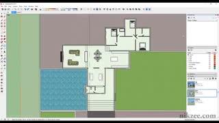 آموزش نرم افزار معماری اسکچاپ SketchUp Pro ۲۰۱۷