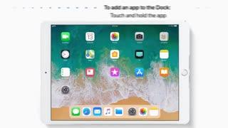 چگونگی کار با قسمت داک در آیپدهای اپل