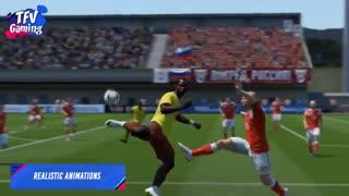 صحنه های فوق العاده بازی فیفا 19 که باید با حداکثر کیفیت ببینید