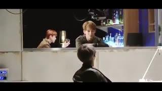 پشت صحنه ساخت موزیک ویدیو Tempo از اکسو منتشر شد  OT9 ㅠ__ㅠ
