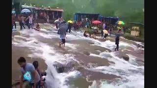سد Bhushi در Lonavala هند