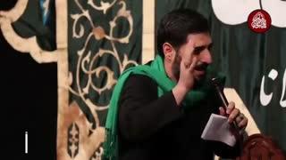 یک دقیقه اشک    روضه تحیر...   شهادت امام حسن (ع)   سیدمجید بنی فاطمه