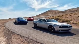 تبلیغ جدید خودروی دوج چلنجر SRT® Hellcat Redeye