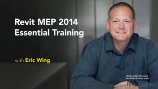 آموزش کاربردی Revit MEP 2014