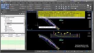 آموزش کامل AutoCAD Civil 3D 2015