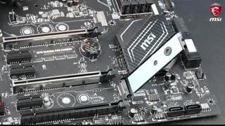 آموزش نصب SSD M.2 به همراه پوشش حرارتی