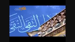 صلوات خاصه امام رضا با صدای محمد اصفهانی