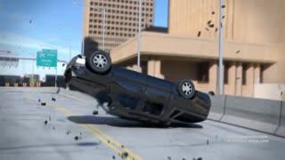 آموزش حرفه ایی شبیه سازی تصادف خودرو در Maya