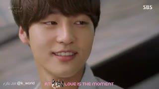 کلیپ شاد سریال کره ای سی اما هفده ساله با صدای میلاد باران