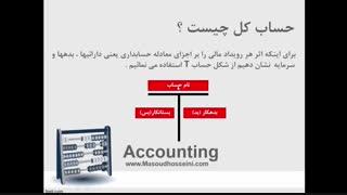 اموزش حسابداری شرکت های خدماتی - تصویری