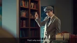 تبلیغ خوجل و جدید EXO برای LOTE(واجب بر هر exo-l)