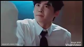 میکس بامزه از سریال های لی جونگ سوک