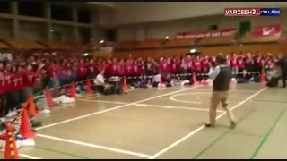 شادی قهرمانی هواداران کاشیما در ژاپن