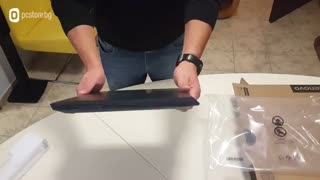 جعبه گشایی لپ تاپ لنوو v130
