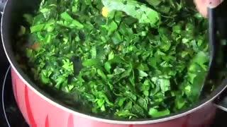 طرز تهیه ساق گوشت (پالک گوشت) غذای هندی خوش طعم