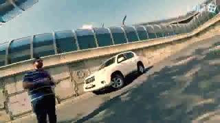 شتاب تویوتا پرادو دو در J150 مدل ۲۰۱۲