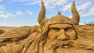 جشنواره مجسمه های شنی آنتالیا