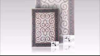 طرح های جدید فرش 1000 شانه 10 رنگ