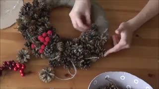 آموزش حلقه پاییزی - یلدا