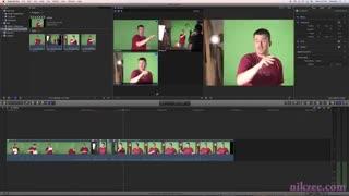 آموزش نرم افزار تدوین فاینال کات Final Cut Pro X