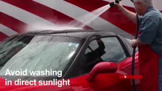 California Gold® Car Wash