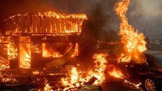 دلایل آتشسوزیهای مهیب کالیفرنیا