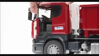 کامیون اسکانیا جک دار برودر 03522