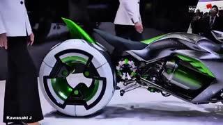 پنج موتور سیکلت آینده-فردا را امروز ببینید-فروش فلزیاب-09917579020