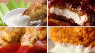 4 روش مرغ استریپس