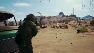 تیزر بازی PlayerUnknown's Battlegrounds بر روی PS4