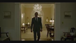 فصل ششم سریال خانه پوشالی (House Of Cards) قسمت پنجم با زیرنویس فارسی