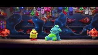 تیزر شماره 2 انیمیشن Toy Story 4