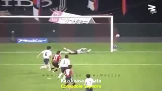 ده ضربه فرا انسانی در فوتبال