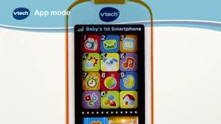 اولین تلفن لمسی کودک وی تک 146103